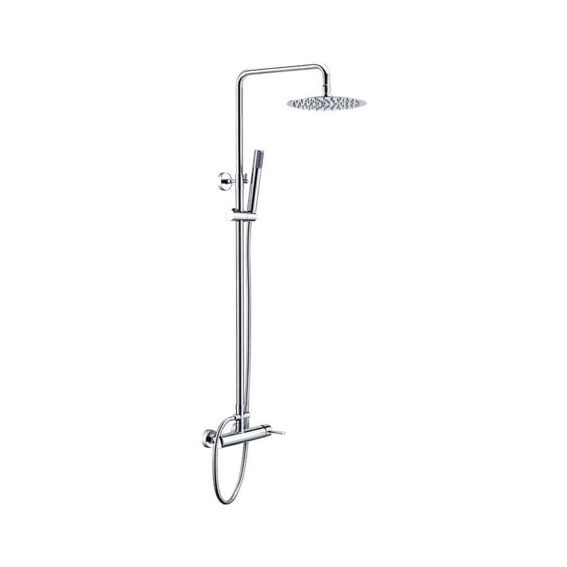 Sistema de ducha Monomando Milan