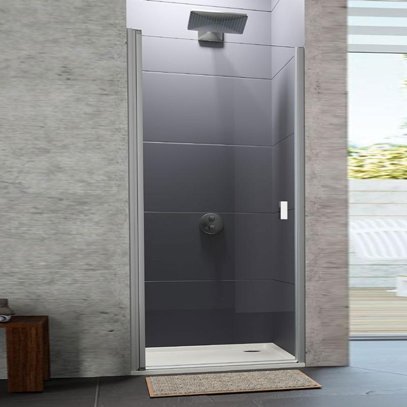 Mampara Ducha Design Pure - Frontal 1...